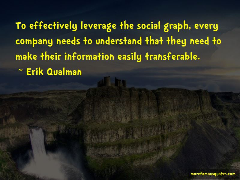Erik Qualman Quotes Pictures 2
