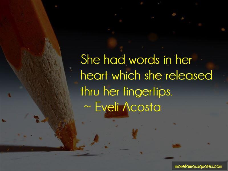 Eveli Acosta Quotes Pictures 4
