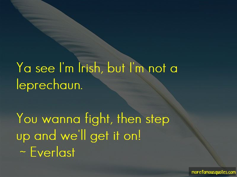 Everlast Quotes