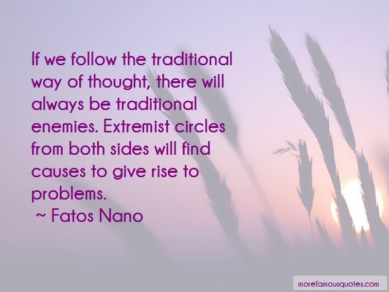 Fatos Nano Quotes Pictures 3