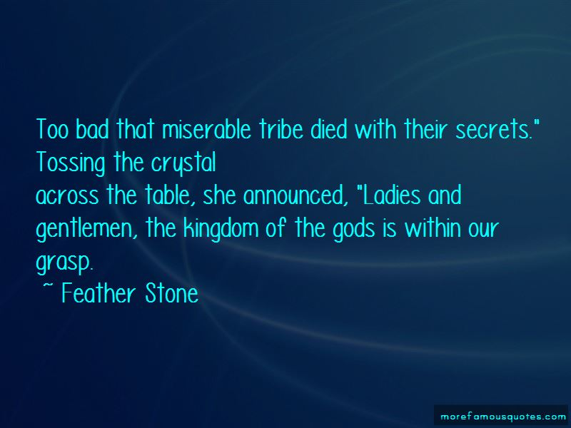 Feather Stone Quotes Pictures 3
