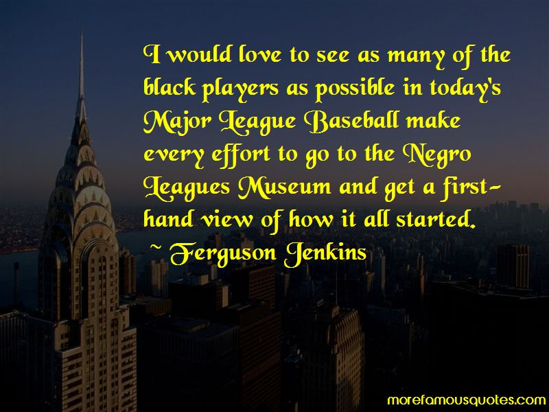 Ferguson Jenkins Quotes Pictures 2
