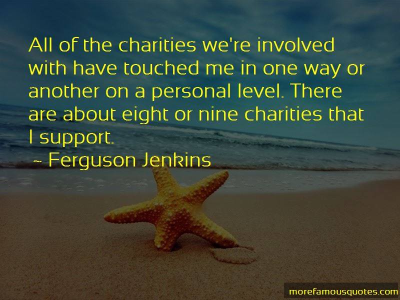 Ferguson Jenkins Quotes Pictures 4