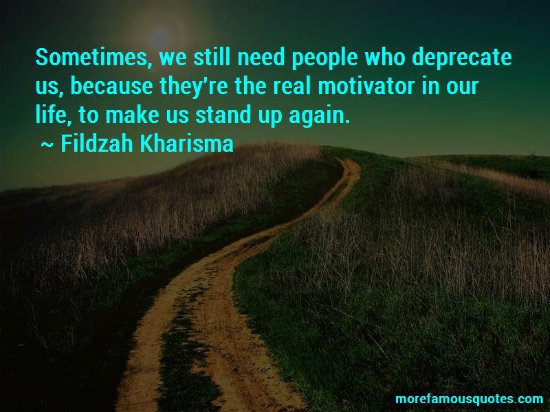 Fildzah Kharisma Quotes