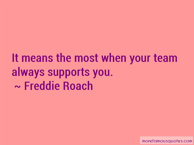 Freddie Roach Quotes Pictures 3