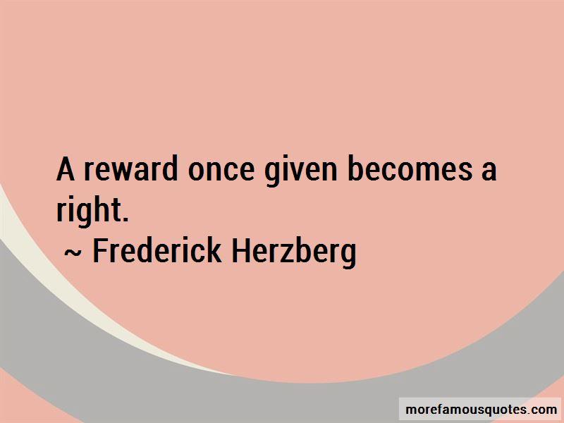 Frederick Herzberg Quotes Pictures 4