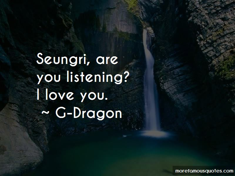 G-Dragon Quotes Pictures 2