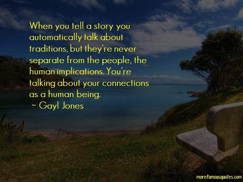Gayl Jones Quotes