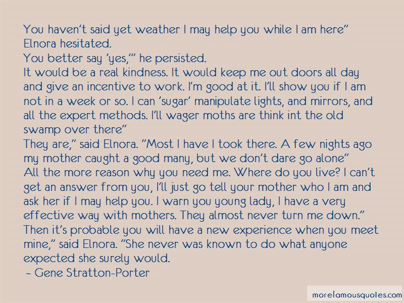 Gene Stratton-Porter Quotes Pictures 3