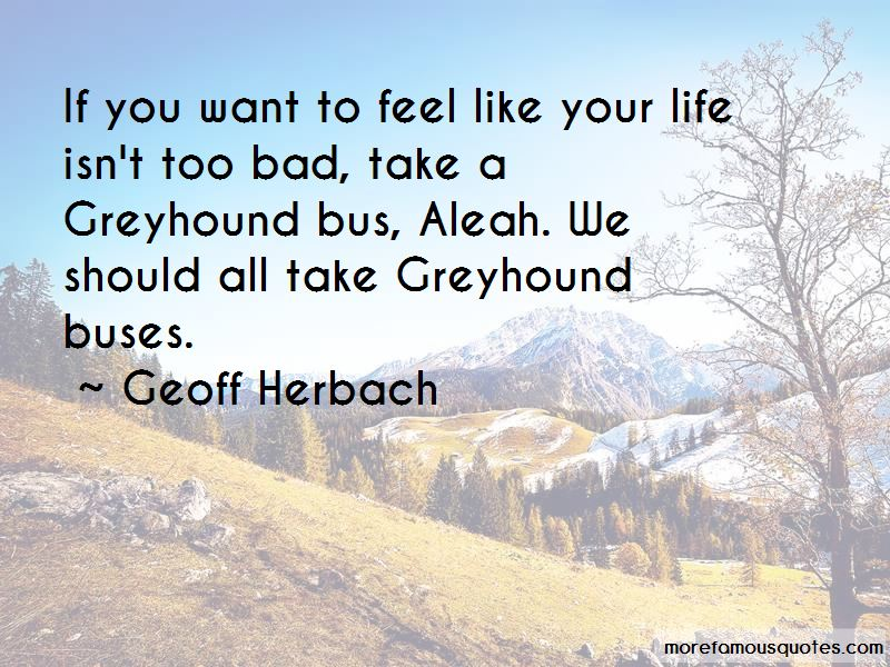 Geoff Herbach Quotes Pictures 2