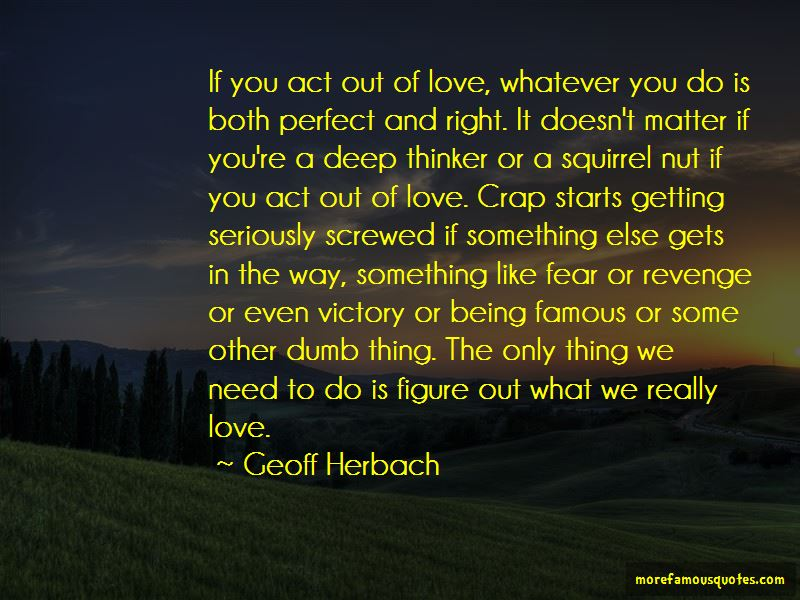 Geoff Herbach Quotes