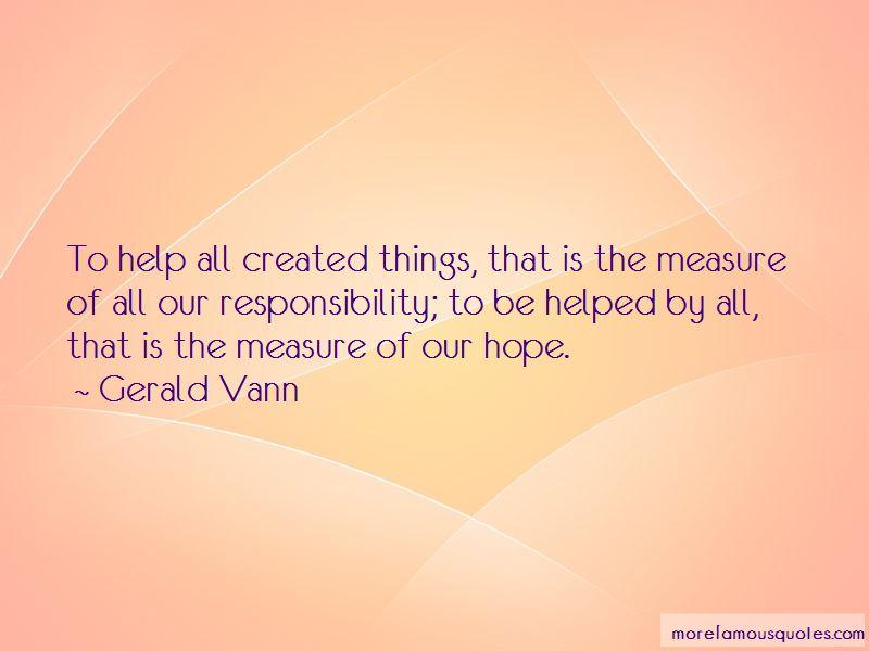Gerald Vann Quotes Pictures 4