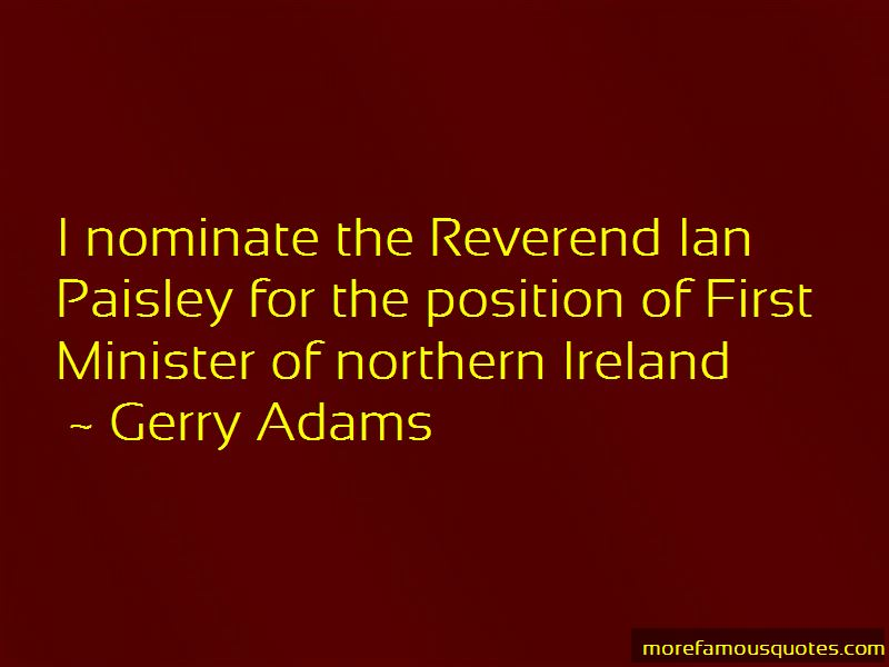 Gerry Adams Quotes Pictures 4