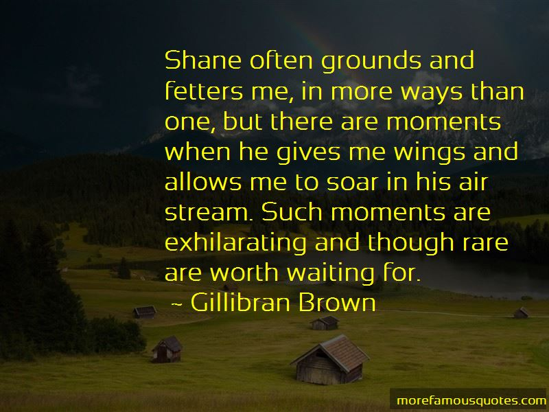 Gillibran Brown Quotes Pictures 4