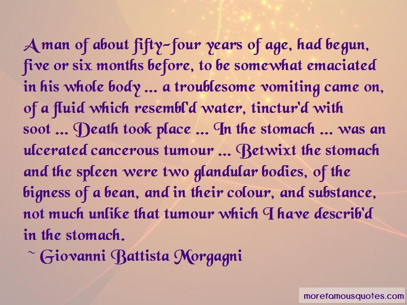 Giovanni Battista Morgagni Quotes