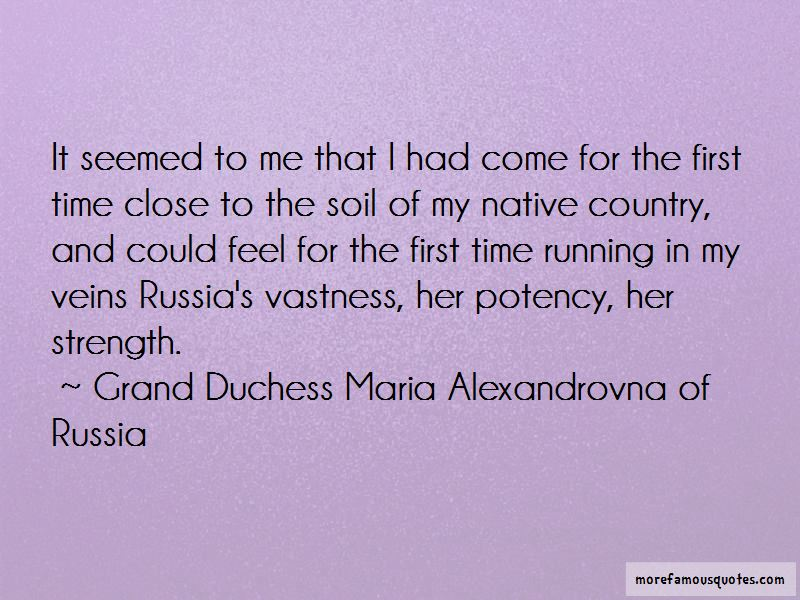 Grand Duchess Maria Alexandrovna Of Russia Quotes Pictures 3