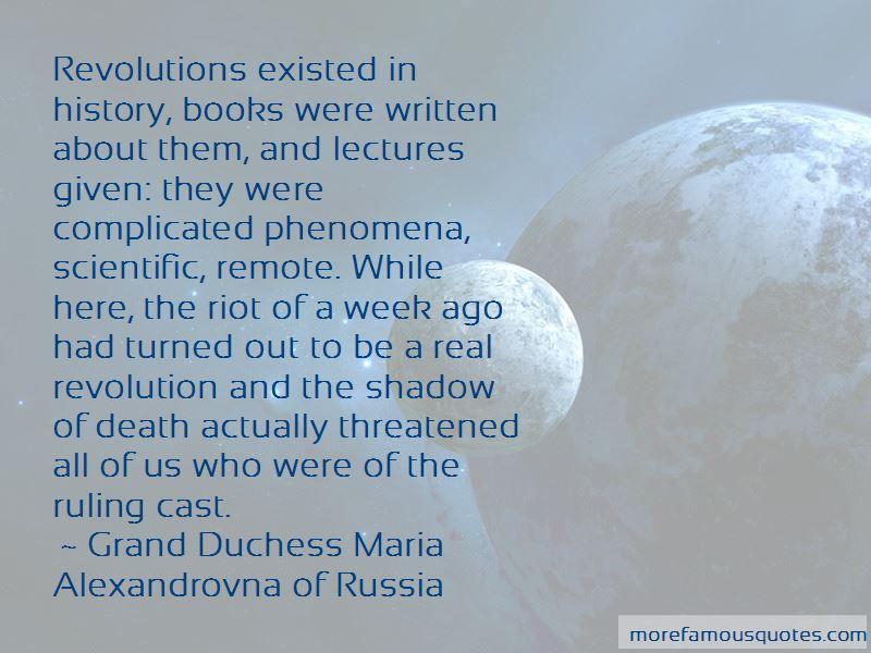 Grand Duchess Maria Alexandrovna Of Russia Quotes