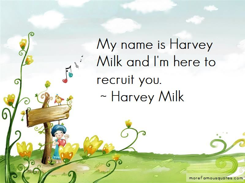 Harvey Milk Quotes Pictures 3