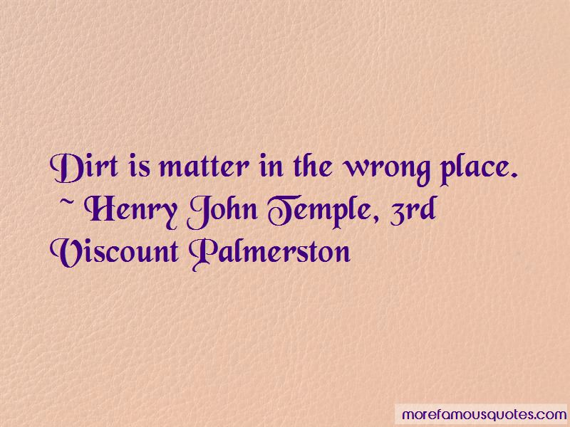 Henry John Temple, 3rd Viscount Palmerston Quotes Pictures 3