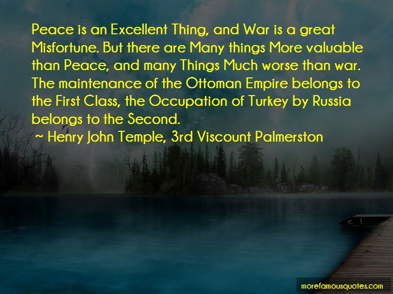 Henry John Temple, 3rd Viscount Palmerston Quotes Pictures 4