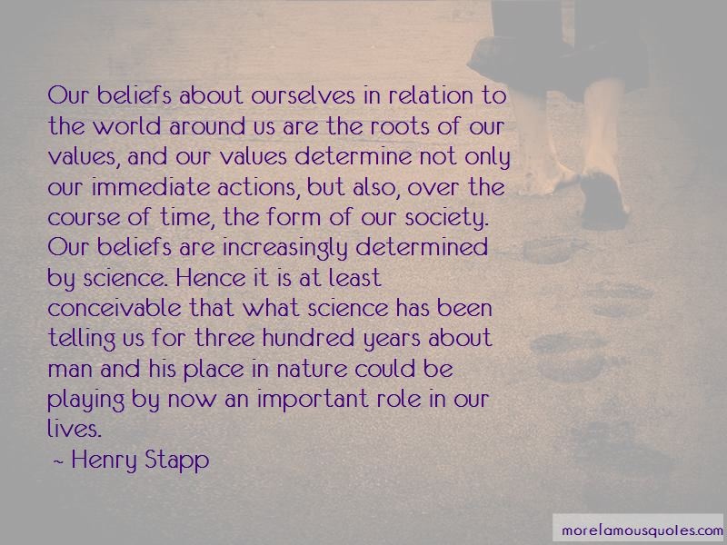 Henry Stapp Quotes Pictures 2