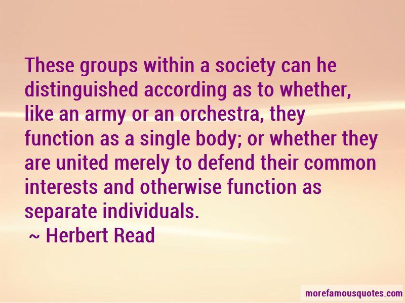 Herbert Read Quotes Pictures 2