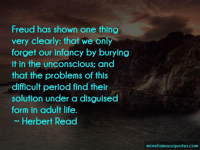 Herbert Read Quotes Pictures 4