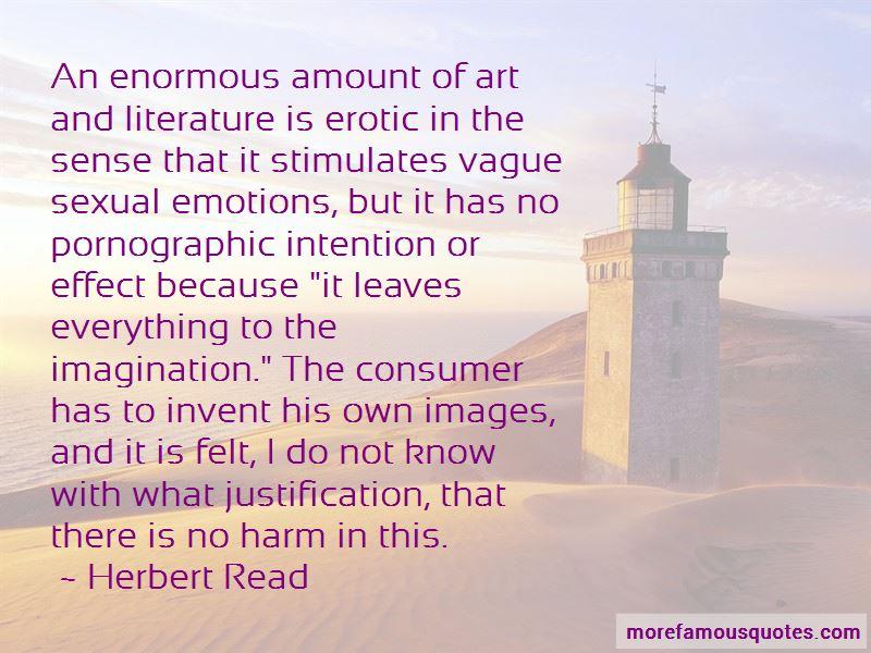 Herbert Read Quotes