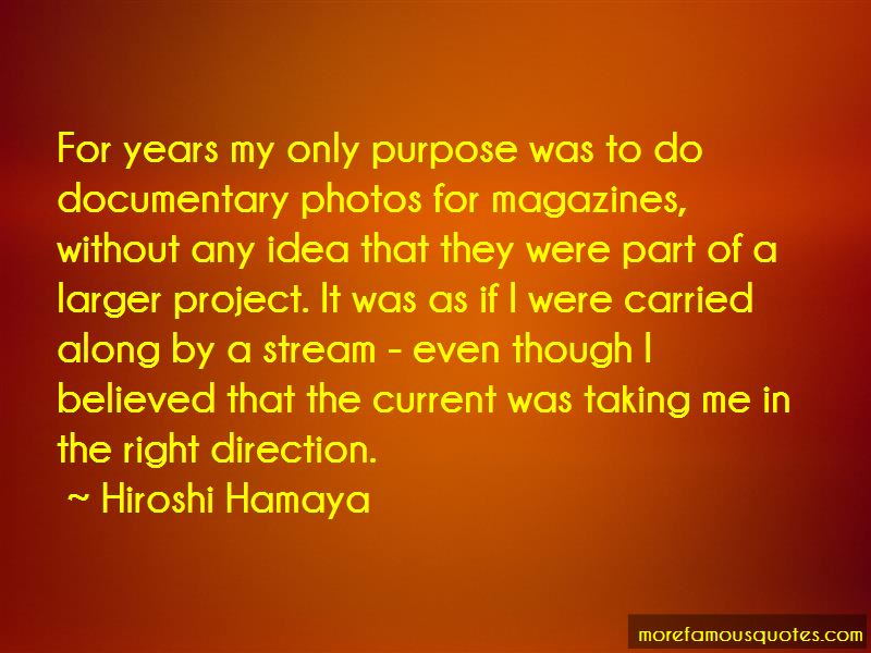 Hiroshi Hamaya Quotes Pictures 2