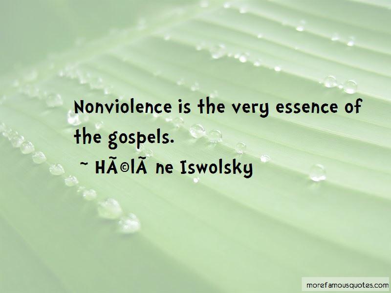 Helene Iswolsky Quotes