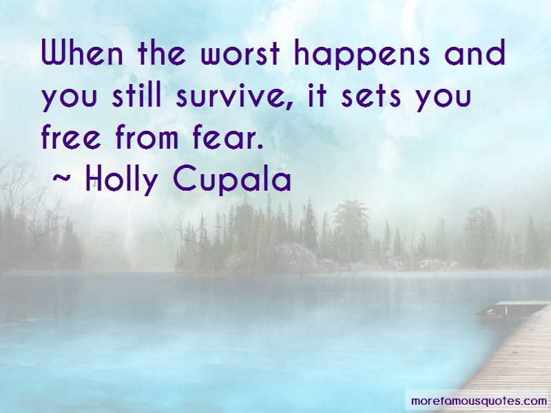 Holly Cupala Quotes