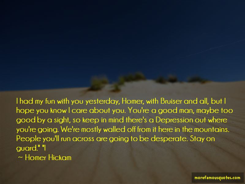 Homer Hickam Quotes Pictures 2