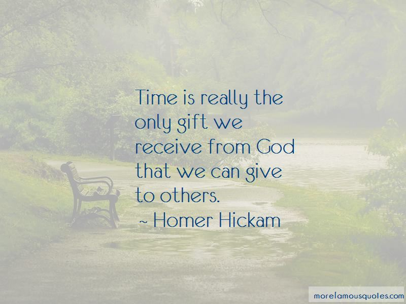 Homer Hickam Quotes Pictures 3