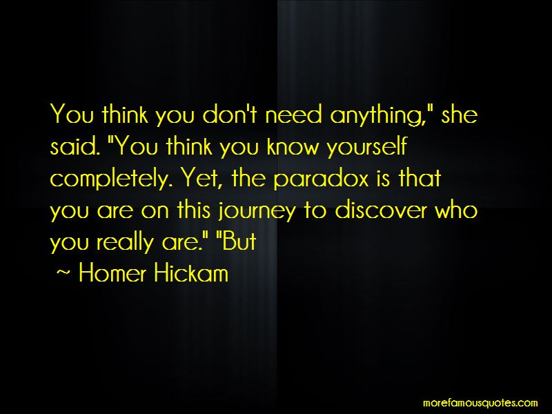 Homer Hickam Quotes Pictures 4