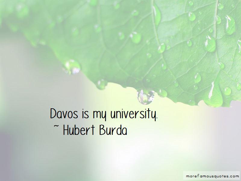 Hubert Burda Quotes Pictures 3