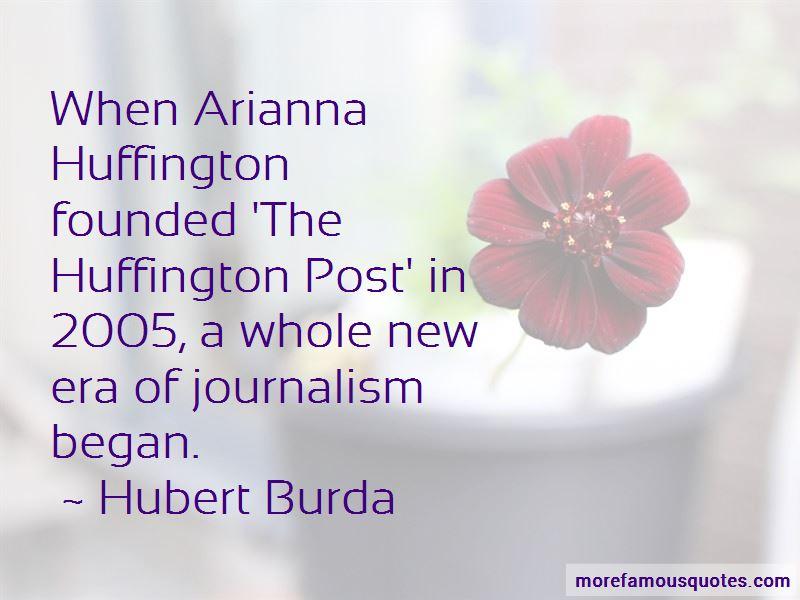 Hubert Burda Quotes Pictures 4