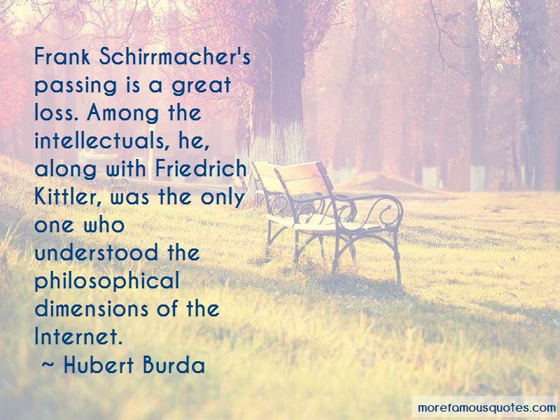 Hubert Burda Quotes
