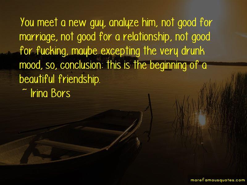 Irina Bors Quotes