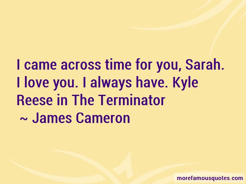 James Cameron Quotes Pictures 3