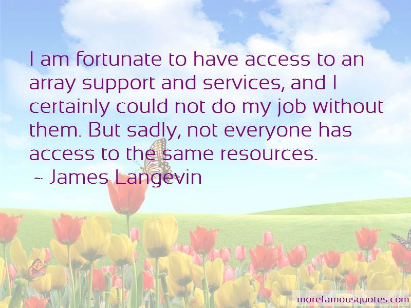 James Langevin Quotes Pictures 3