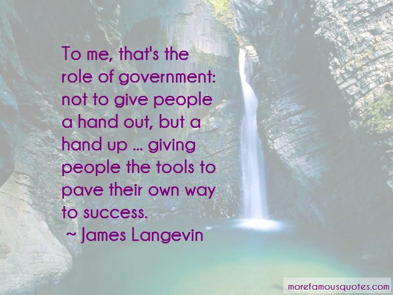 James Langevin Quotes
