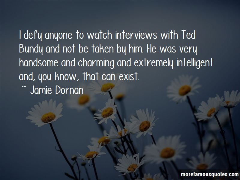 Jamie Dornan Quotes