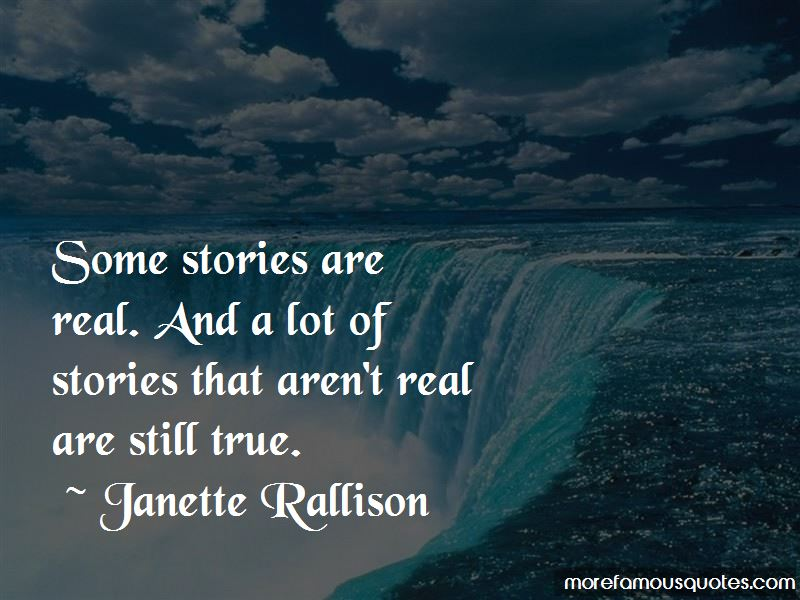 Janette Rallison Quotes Pictures 4