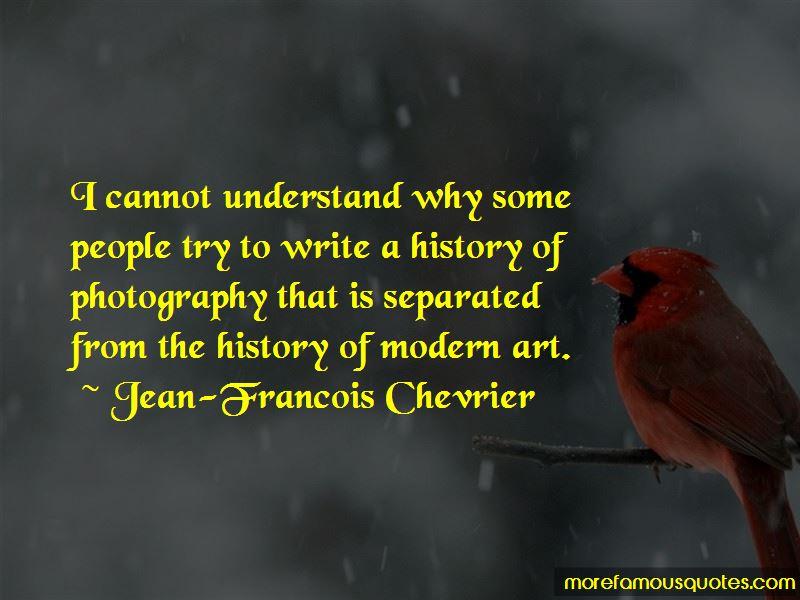 Jean-Francois Chevrier Quotes Pictures 2