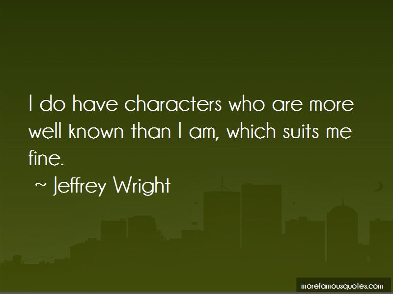 Jeffrey Wright Quotes Pictures 2