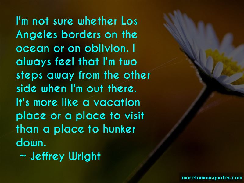 Jeffrey Wright Quotes
