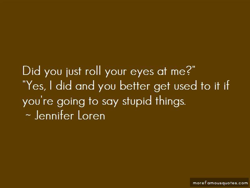 Jennifer Loren Quotes Pictures 2