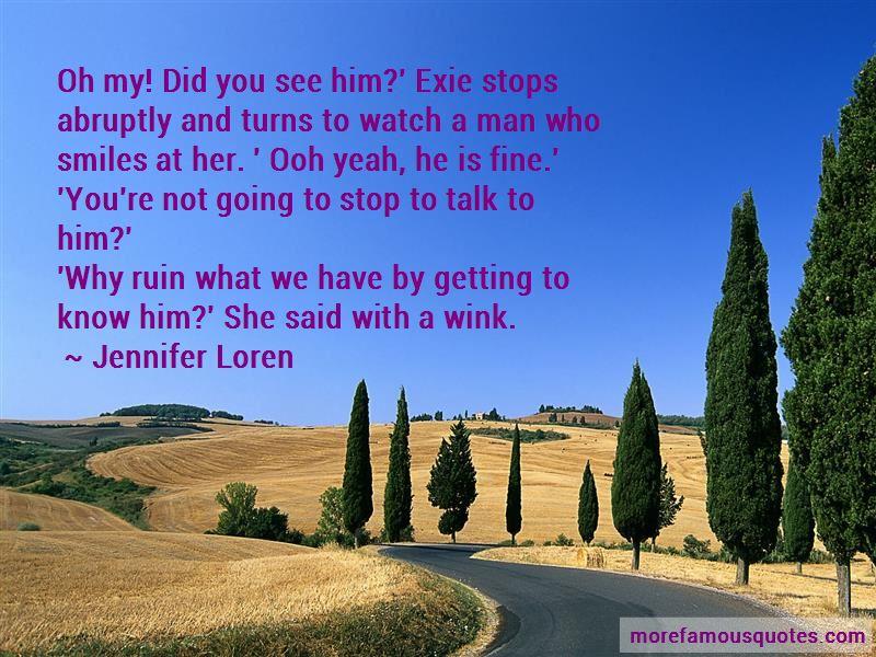 Jennifer Loren Quotes Pictures 3
