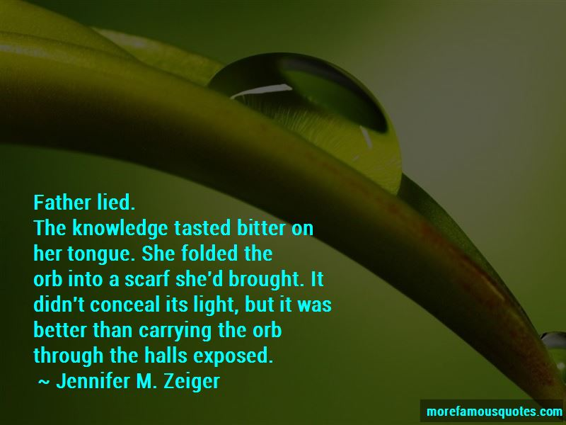 Jennifer M. Zeiger Quotes Pictures 2