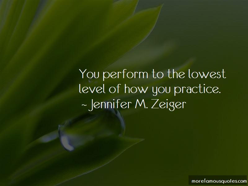 Jennifer M. Zeiger Quotes Pictures 3